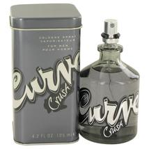 Curve Crush By Liz Claiborne Eau De Cologne Spray 4.2 Oz - $30.10