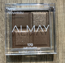 Almay Eyeshadow Quad #170 Individualist New Sealed - $8.09
