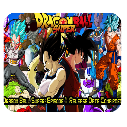 9ac0f8b436f94 Mouse Pad New Japanese Anime Dragon Ball Super Cartoon Kamehameha Movie