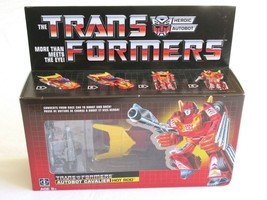 Transformers: Vintage G1 Autobot Hot Rod Reissue 2018 Walmart Exclusive ... - $19.99