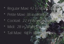 Chiffon Bridesmaid Maxi Skirt High Waist Chiffon Maxi Skirt Teal blue Plus Size image 7