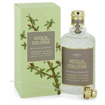 4711 Acqua Colonia Myrrh & Kumquat by 4711 Eau De Cologne Spray 5.7 oz - $60.16