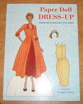 Paper Doll Dress-Up by Georgie Fearns BOOK (Paperback) Last 2 - $5.00