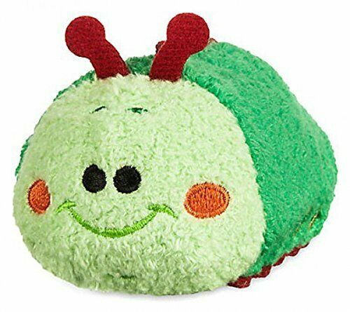 Disney Pixar A Bug's Life HEIMLICH Tsum Tsum Mini 3.5'' Plush NWT