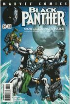 Black Panther #34 VF/NM 2001 Marvel Comics (1998 2nd series) Defenders P... - $2.76