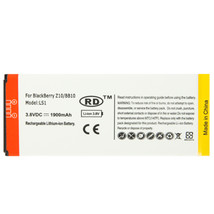 1900mAh Replacement Battery for Blackberry Z10 - $26.41