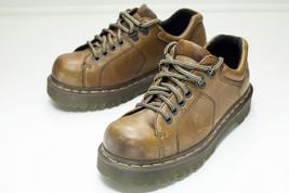 Dr. Martens 7 Brown Chunky Shoes Women's Eu 38 - $46.00