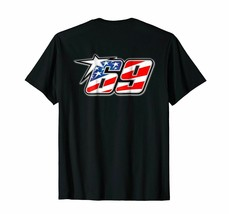 Nicky 69 Hayden Motorcycle Racing Independence Day 4th of July - $12.99