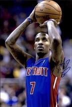 Brandon Jennings authentic signed NBA basketball 10x15 photo  CERT  A0001 - $63.54