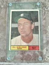 1961 Topps AL KALINE Detroit Tigers #429 - $29.70