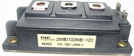 Fuji Electric Power IGBT Module, 2MBI100NB-120 - $97.49