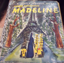 Madeline (Ludwig Bemelmans) Little Golden Book (1st print) - $74.37
