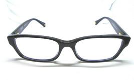 COACH Brooklyn HC 6040 5002 Black 52-16-135 Womens Eyeglasses Frames Rectangular - $34.99