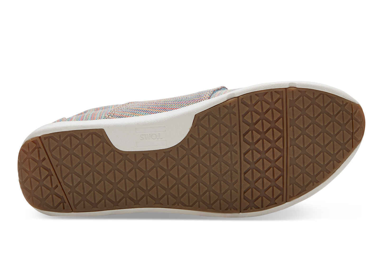 TOMS Women's Del Rey Canvas Sneakers