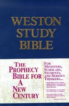 The Weston Study Bible: King James Version, With Biblical Teaching Westo... - $47.52