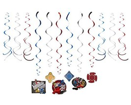 amscan American Greetings Power Rangers Party Supplies, Hanging Party Decoration - $11.83
