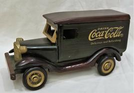 Collectible Coca-Cola Ford Delivery Truck 100% Original Diecast - $29.97