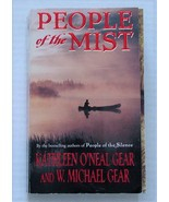 PEOPLE OF THE MIST North Americas Series Kathleen O'Neal/Michael Gear - $5.00