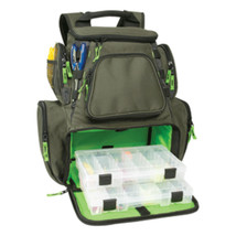 Wild River Multi-Tackle Large Backpack w/2 Trays - $108.24