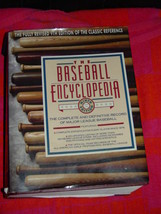 The Baseball Encyclopedia :The Complete And Definitive Record of Major L... - $49.00