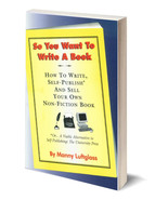 So You Want To Write A Book - $13.95