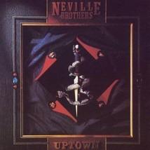 Uptown [Audio Cassetta] The Neville Brothers - $11.63