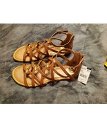 BROWN SANDALS - BRAND NEW WITH TAG - $19.99