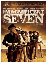 THE MAGNIFICENT SEVEN (TWO-DISC - $20.98