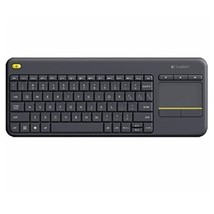 Logitech K400 Plus Wireless Touch Keyboard (920-007119) - $480,94 MXN