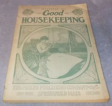 Good Housekeeping Magazine September 1903 Jane Addams - $24.95