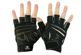 Bionic Beast Mode Fitness Fingerless Mens Gloves, All Sizes Available - $29.99