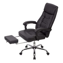 Recliner Office Chair PU High Back Executive Task Desk Racing Chair - $127.92