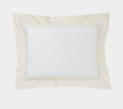 Ralph Lauren Bowery Hollywood Cream KING Pillow Sham retail $145 - $54.66