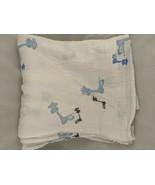 """Aden+Anais Giraffe Baby Blanket About 43"""" x 40"""" - $5.90"""