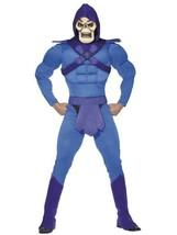 Squelette Déguisement, He-Man Licence Dessin Animé, Poitrine 107cm-112cm... - $72.09