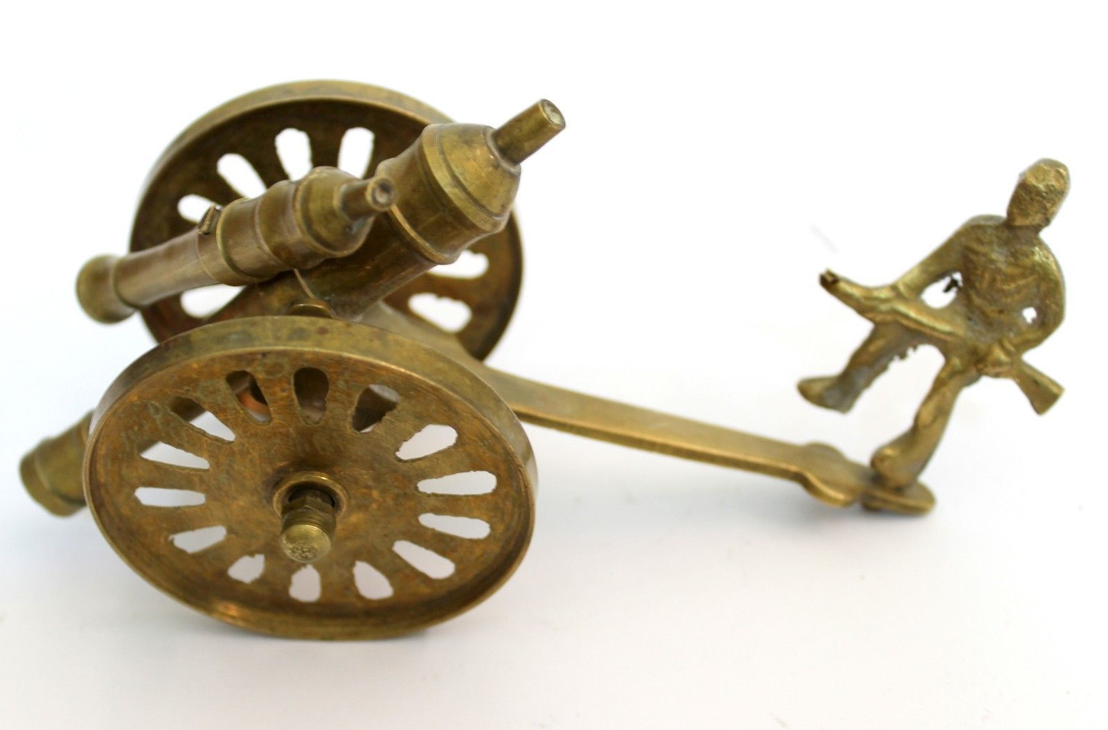 Antique tope collectible decorative item for showpiece collection brass made.