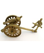 Antique tope collectible decorative item for showpiece collection brass ... - $27.58