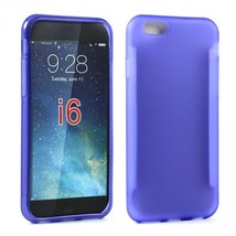 Apple iPhone 6 Gummy Hybrid Case Choose From Many Colors Free Shipping - $5.00