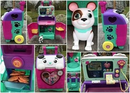 Disney Doc McStuffins Pet Rescue Mobile On-The-Go Care Playset pre owned... - $50.00