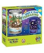 Creativity for Kids Grow n' Glow Terrarium - Science Kit for Kids - $16.99