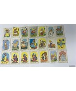 New Zealand 1964 Allens Regina Trading cards ( part set ) 39 cards - $97.95
