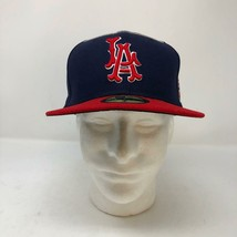Los Angeles Angels of Anaheim Hat Baseball 50 years 1961-2011 Throwback ... - $42.07