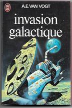 Supermind (Invasion Galactique) Alfred Van Vogt French Book 1978 Chris F... - $6.95