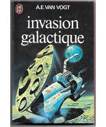 Supermind (Invasion Galactique) Alfred Van Vogt French Book 1978 Chris F... - $6.95