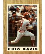 1987 Topps Mini Leaders #4 Eric Davis NM-MT Reds - $0.99