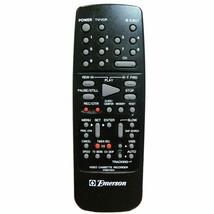 Emerson 0766073010 VCR Remote VCR4002, VCR4003, VCR4003C, COM0950, VT2522DA - $15.89