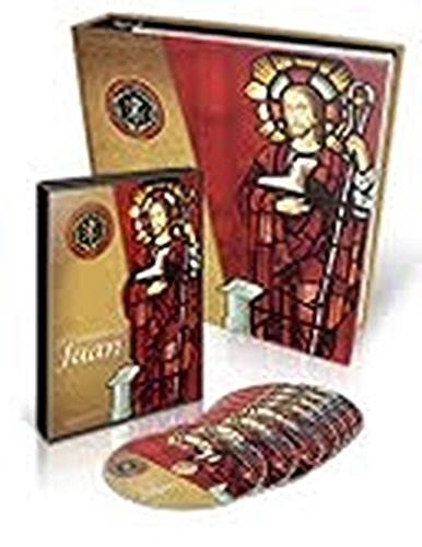 El evangelio de juan  study leader pack  ss0040