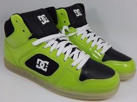 DC Union High Top SE Leather Men's Skate Shoes Size US 9.5 M (D) EU 42.5... - $58.74