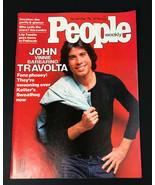 People Magazine November 29, 1976 John Travolta NO LABEL - $18.38