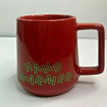 Starbucks 2019 Hand Warmer  12 oz  Ceramic Mug - $29.93